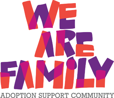 We are family - adoption support community - members area